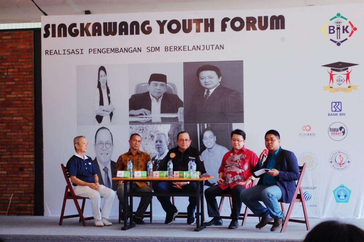 Singkawang youth forum