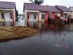 Banjir di daerah kuburaya
