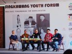 Singkawang youth forum